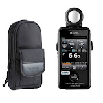 Sekonic LiteMaster Pro L-478DR-U Light Meter for PocketWizard System With Exclusive USA Radio Frequency And Exclusive 3-Year Warranty + Sekonic Deluxe