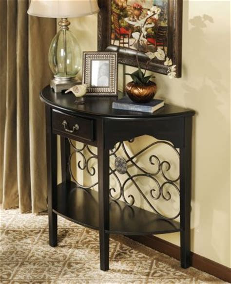 addison console kirklands glamchic  interior design