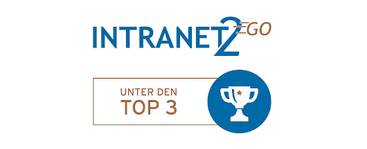 HIRSCHTEC Innovationspreis-IT 2017: HIRSCHTEC mit Intranet2Go unter den Top 3