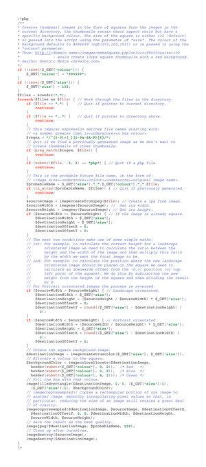 thumbnail of thumbnail making script