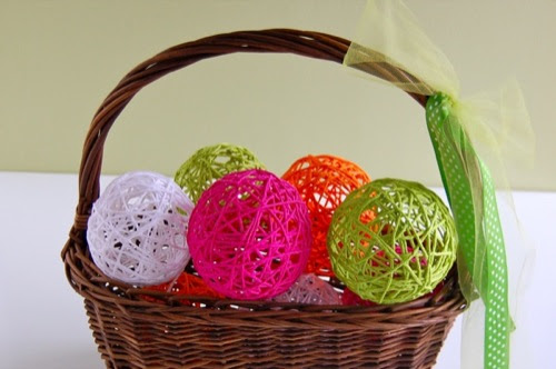 image glue yarn ball tutorial make and takes