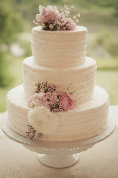 16 pasteles de boda decorados con flores!   Banquetes