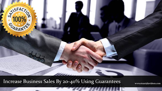 How To Increase Business Sales By 20-40% Overnight