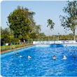Enjoy a swim with the family at Beccles Lido in Suffolk