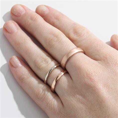 Gatsby Ring, 2mm   Catbird