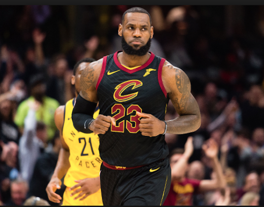 Is Lebron The King James Version of God's Glory?