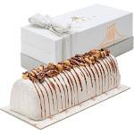Fames Vanilla Nutty Halva Log In Gift Box