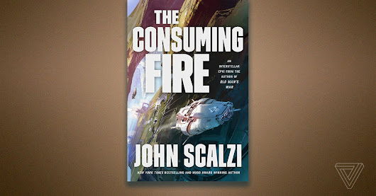 John Scalzi's The Consuming Fire is a space opera about climate change denialism