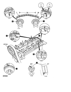 2010 audi a4 20 t timing chain marks car audi