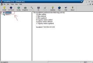 Surveillez vos installations et clonez vos applications avec InstallRite