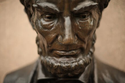 Lincoln Has Another Lesson for Trump