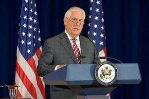 Image result for Some demands on Qatar very difficult to meet – Tillerson