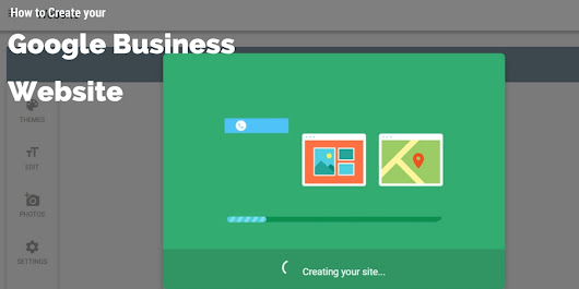 How to Create a Google Business Website - Online Ownership