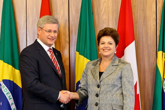 Spying Allegations Could Cast Cloud Over Brazil-Canada Business Relationship