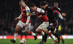 Arsenal FC News | Arsenal Transfer News Today | Daily Mail ...