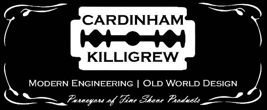 Cardinham | Killigrew Purveyors of Fine Shave Products and Shave Kits