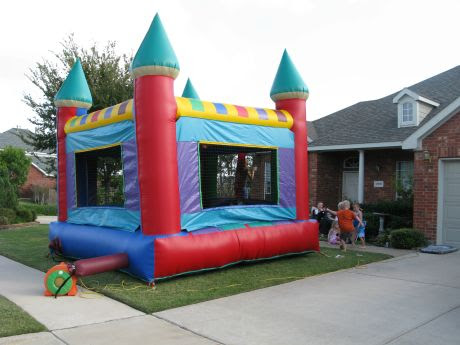 Bounce House Rentals Make Kids Parties More Fun | Events Advisory