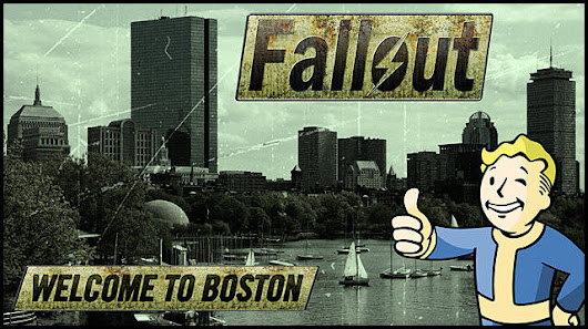 Should Fallout 4 Take Place in Boston? Fallout 4 in Boston.