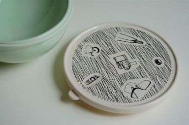 Yoyo Ceramics_Bowl & Plate_'Yoyomaker'