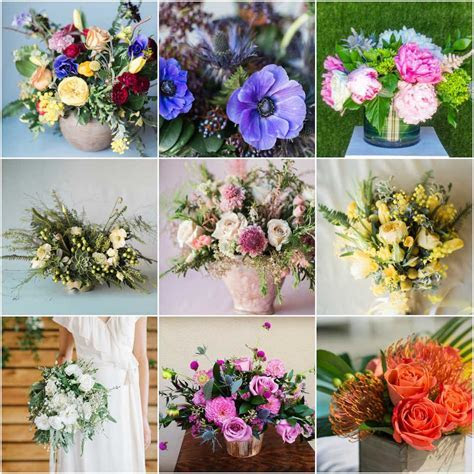 Wedding Florist Los Angeles   Flower Arranging Classes Los