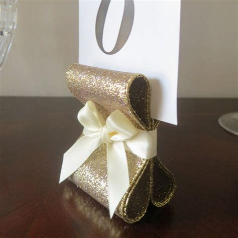 Table Number Holders   Wedding Decor   Ten (10) with