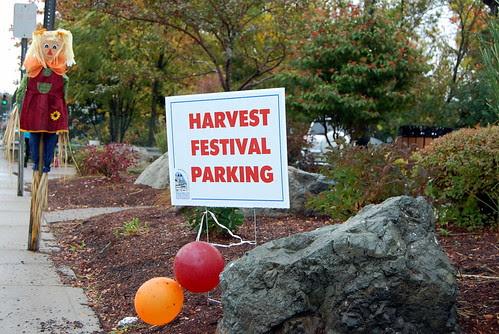 HarvestFest_parking