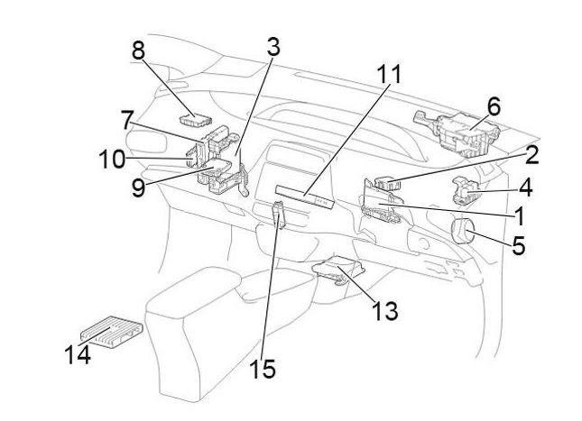 Diagram 2004 Toyota Prius Fuse Box Diagram Full Version Hd Quality Box Diagram Diagramwikik Urbanamentevitale It