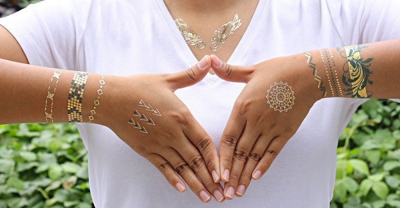 5 Simple Ways How To Remove Temporary Tattoos Tattoos Win