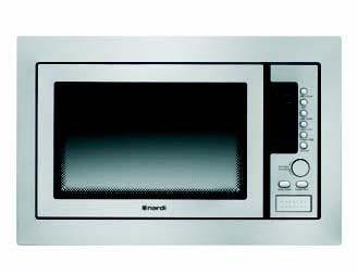 Forni a microonde forno a micronde da incasso nardi mw25x - Forno a microonde a incasso ...