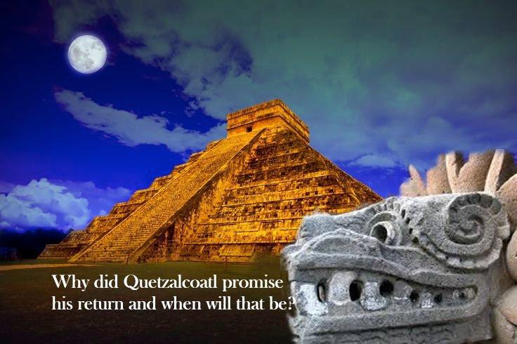 Promesa Quetzalcóatl 'para volver