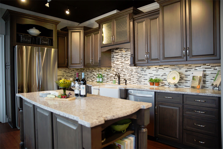 tall kitchen cabinets - Kitchen Cabinets: Choose Smartly ...