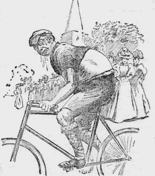 Summer cycling attire