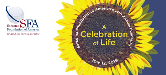 A Celebration of Life- Sarcoma Research & Awareness Events