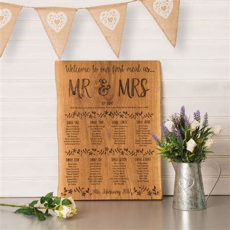 Creating the Perfect Wedding Seating Chart   Real Wedding