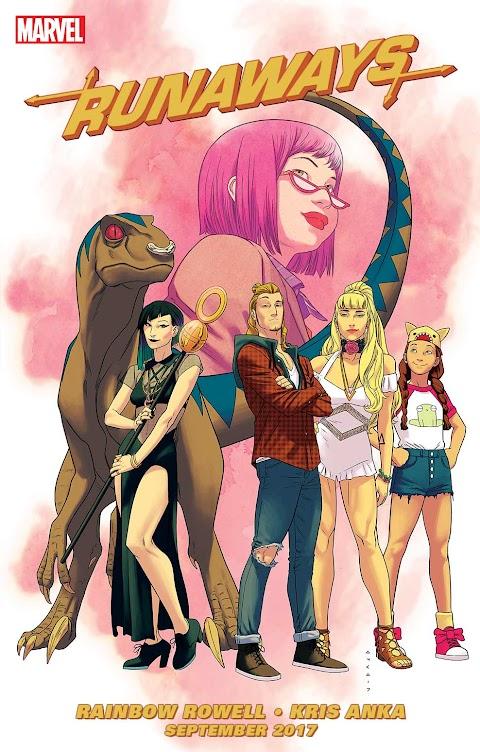 Marvel Runaways Comic Book Read Online