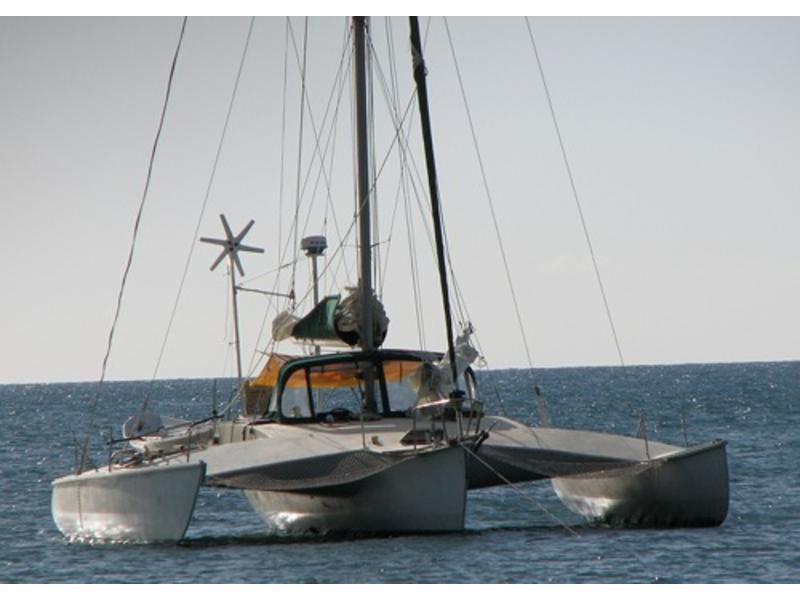 Popular John marples trimaran plans ~ Nice boat