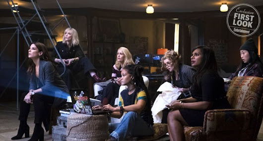 New Ocean's Eight promotional photo is here - RIHANNA ONLINE
