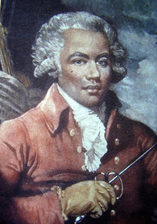 Composer, Abolitionist, Hero: The Extraordinary Life of the Chevalier de Saint-Georges