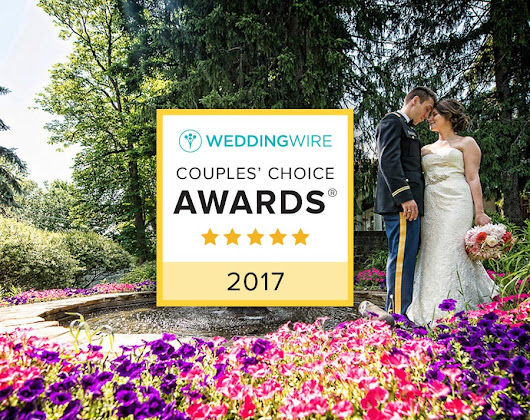 FEAST at Round Hill Wins 2017 WeddingWire Couples' Choice Award