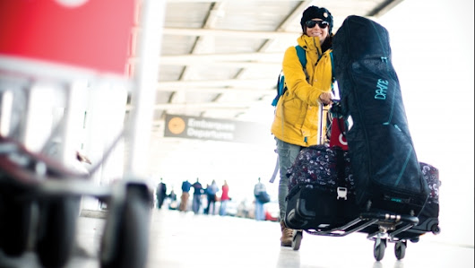Airline Ski and Snowboard Baggage Policies
