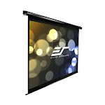"Elite Screen VMAX100XWV2-E24 VMAX2 Series 100""(4:3) MaxWhite Projector Screen"