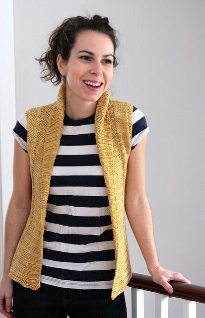 Gold Vest