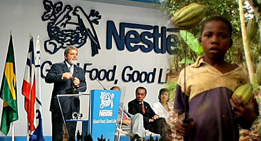 Supreme Court: Former Child Slaves Used in Cocoa Production Can Sue Nestle