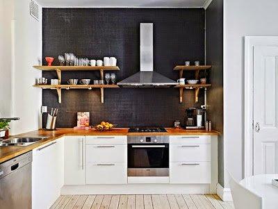 ruang dapur minimalis modern - desain dekorasi rumah