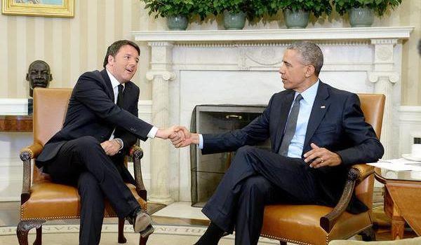 Italia stretto e vicino alleato degli Usa. Obama