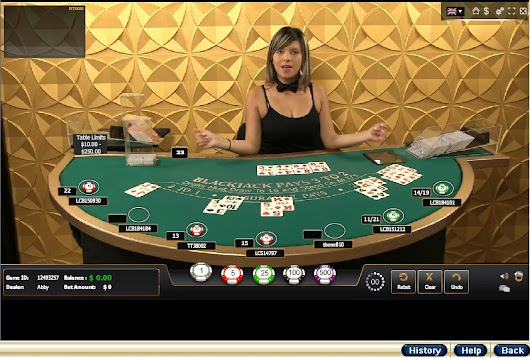 Play Live Dealer Blackjack - USA Live Dealer Online Casinos