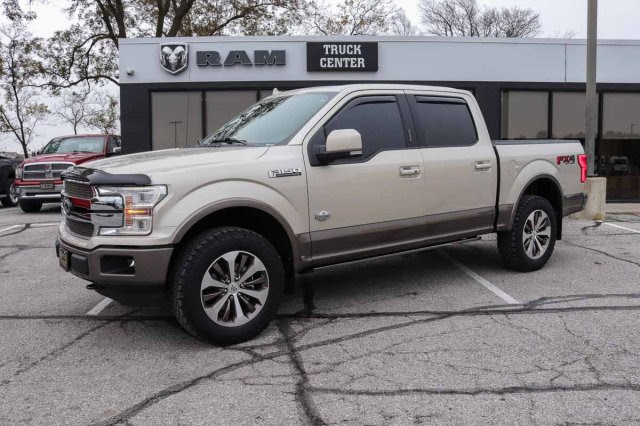 Pre Owned 2018 Ford F 150 King Ranch With Navigation 4wd
