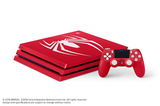 Marvel's Spider-Man Special Edition PS4 Pro Confirmed, New Story Trailer Showcased
