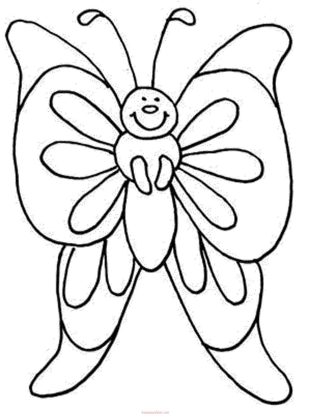 Kelebek şablonları 4 Sınıf öğretmenleri Için ücretsiz özgün