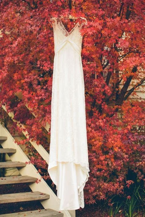 Autumn Burnt orange burgundy navy blue wedding